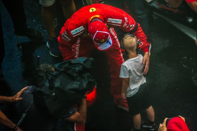 Kimi Räikkönen: Kinder machen mich nicht langsamer