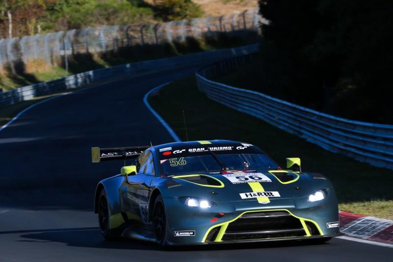 24h Nürburgring 2019: Doch kein GT3-Werkseinsatz von Aston Martin