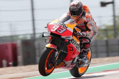 """""""Es geht um Anpressdruck"""": Marquez testet Winglet vor dem Hinterreifen"""