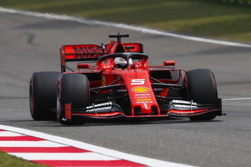 """""""Einige Optionen"""" fürs Rennen: Vettel will Mercedes unter Druck setzen"""