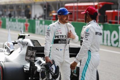 Bottas wieder vorne: Hamilton bekommt Probleme zu spät in den Griff