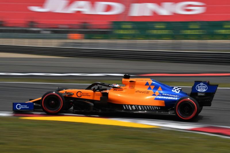 McLaren: China hat die Schwächen unseres Autos offengelegt