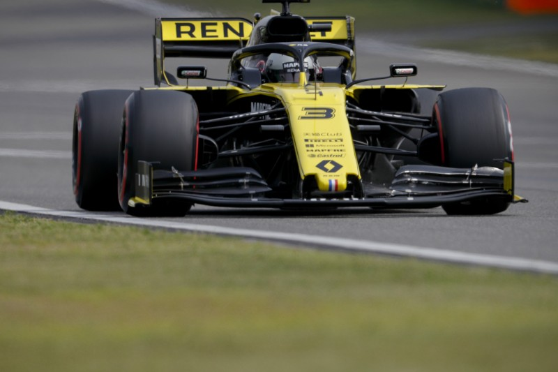 """Vier Tausendstel entscheiden Renault-Duell: Ricciardo im R.S.19 """"angekommen"""""""