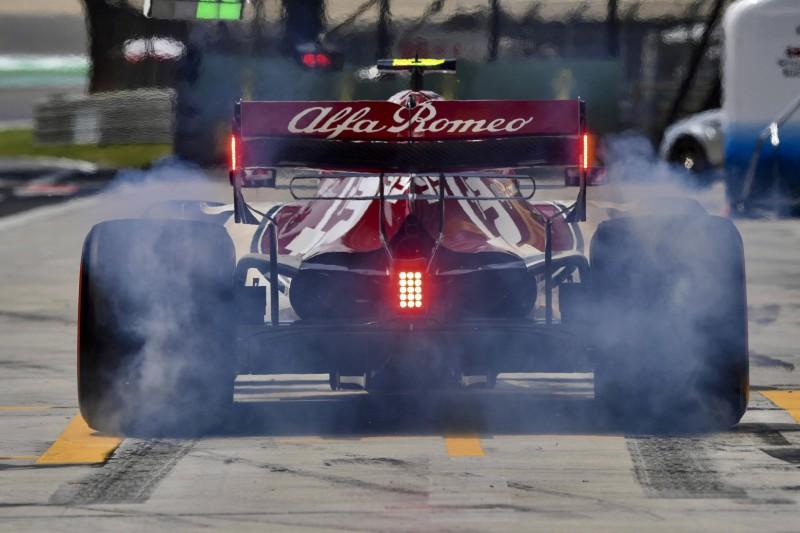 Giovinazzi-Schaden: Alfa Romeo lehnte Umbau-Angebot von Ferrari ab!