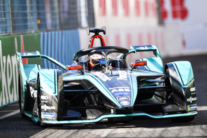 Formel E Rom: Mitch Evans sorgt für Jaguars ersten Sieg