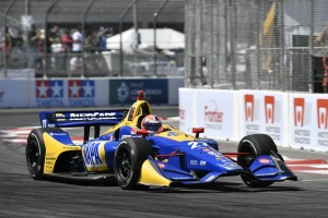 IndyCar Long Beach: Pole-Position für Alexander Rossi