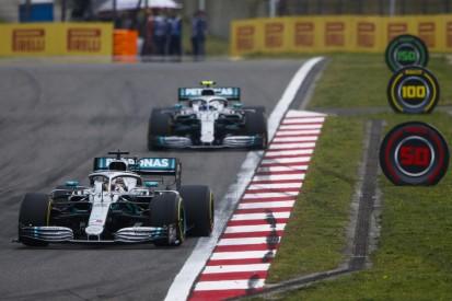 GP China 2019: Mercedes feiert nie gefährdeten Doppelsieg