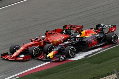 """Platz vier """"Maximum"""" für Red Bull: Verstappen hat """"Spaß"""" im Vettel-Duell"""