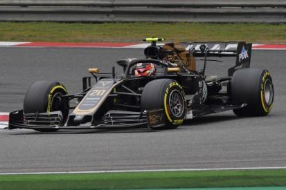 Wieder Reifenprobleme: Haas bricht in China erneut im Rennen ein