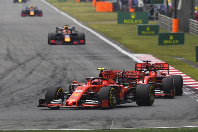 Red Bull: Die Logik hinter Ferraris Zweistoppstrategie