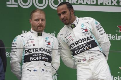 Kurz vor Doppelstopp: Bottas bat Mercedes um Einstopp-Strategie