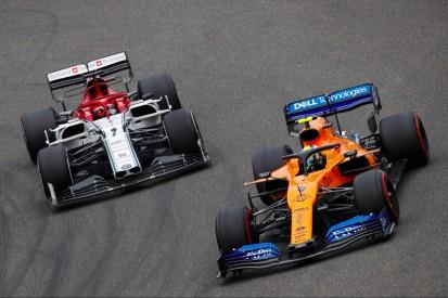 """""""Classic Kimi"""": """"Der verdammte McLaren will Rennen fahren!"""""""