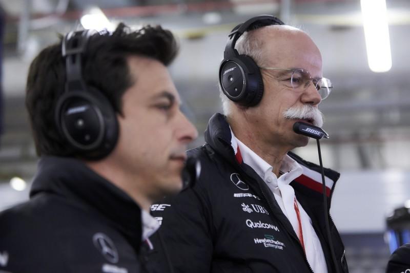 """Zetsche lobt Wolff: """"Hat etwas mit Leadership zu tun"""""""