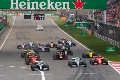 Am Start blockiert: Vettel nicht sauer auf Bottas