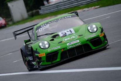Sensationeller Sieg von Porsche-Underdog in der Blancpain-GT-Serie