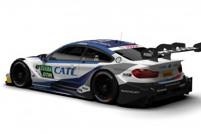 BMW: Joel Eriksson bekommt im zweiten DTM-Jahr ein neues Design
