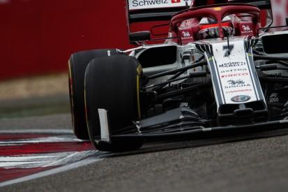 Wie bei Leclerc in Bahrain: Vasseur zitterte in China vor Räikkönen-Defekt