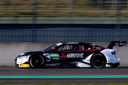 DTM-Test Lausitzring: Audi bestätigt mit Dreifach-Führung starken Eindruck