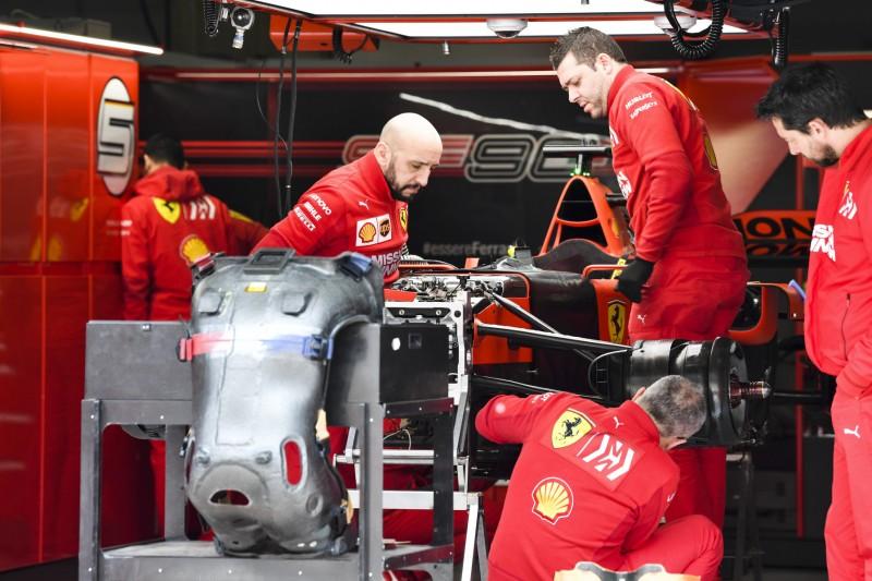 Ferrari-Elektronik: Beim nächsten Wechsel droht bereits Strafe