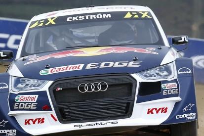 Mattias Ekström: WRX-Gaststart in Spa-Francorchamps