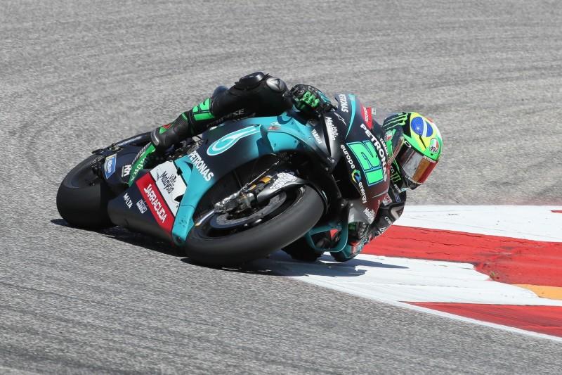 Petronas-Yamaha punktet: Morbidelli und Quartararo in Austin stark