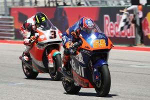 Öttl und Tulovic noch ohne Punkte, aber Moto2-Rookies sehen Fortschritte