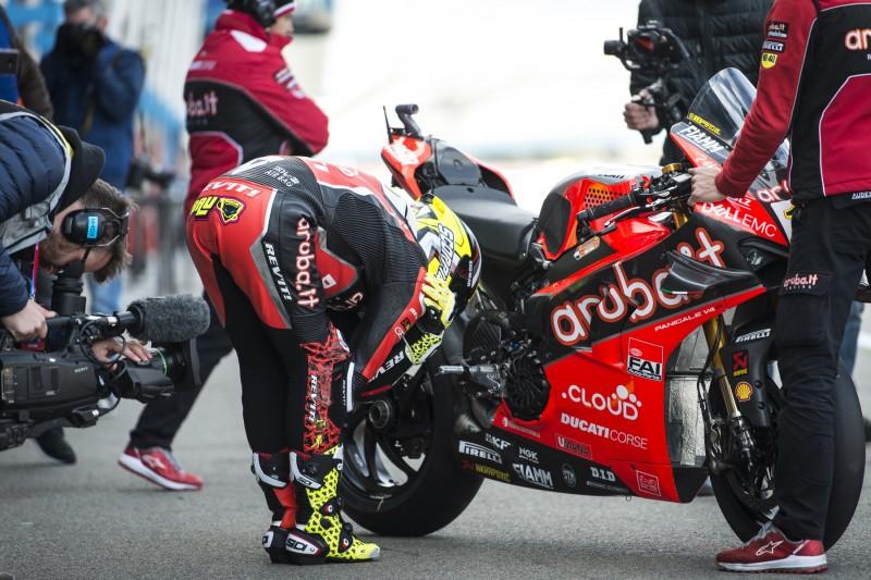 """Alvaro Bautista über Drehzahlanpassung der Ducati: """"Natürlich spüre ich das"""""""