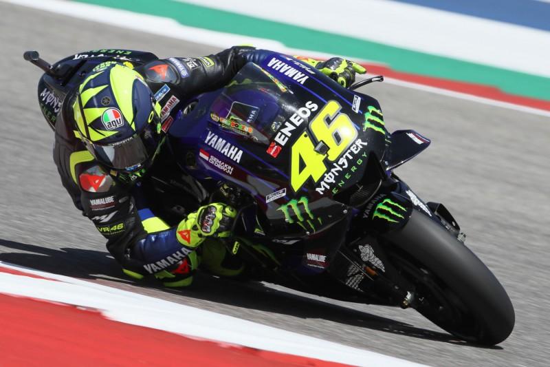 """Valentino Rossi nach Austin WM-Zweiter: """"Waren in allen drei Rennen stark"""""""