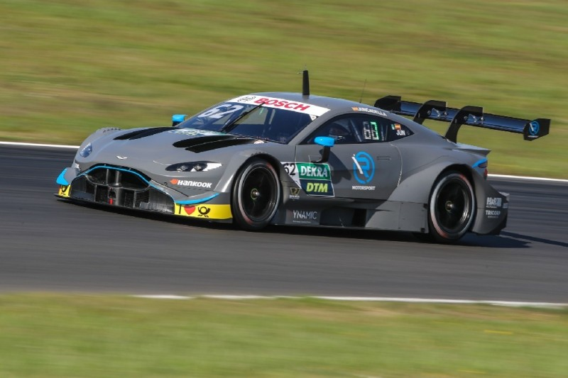 Ziel erreicht! Darum darf Aston Martin während der DTM-Saison testen