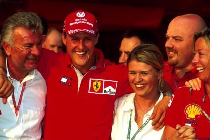 Willi Weber: Michael wollte Micks Manager in der Formel 1 werden