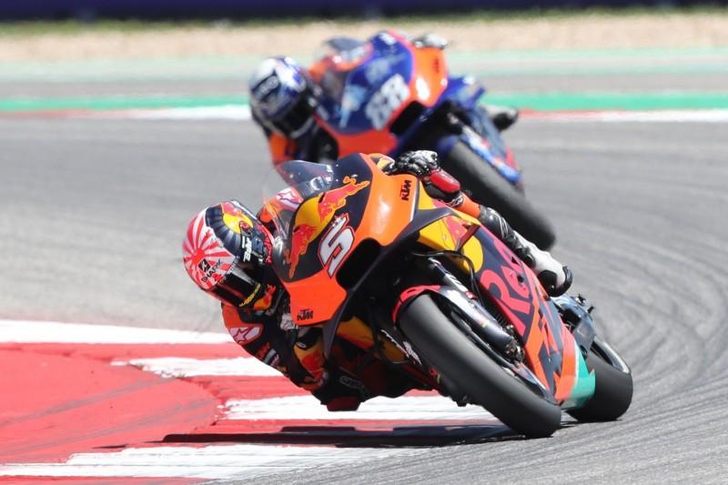 Zarco ist frustriert und muss warten: Neue Teile von KTM im Mai erwartet
