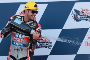 Tom Lüthi in der Moto2 stark: Was er von der MotoGP mitgenommen hat