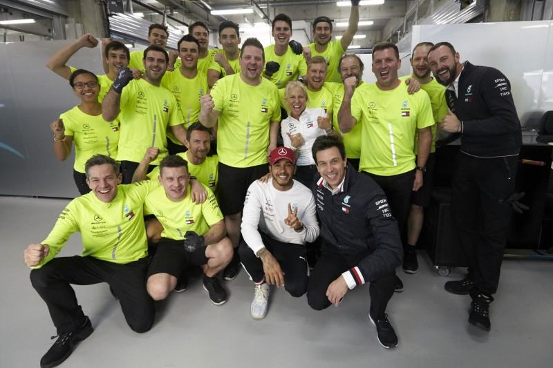 Wolff über Mercedes-Siege: Nach den Tests war damit nicht zu rechnen
