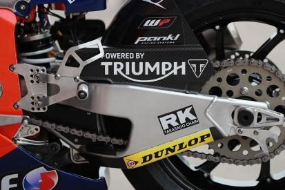 MotoGP-Piloten von neuer Moto2-Ära mit Triumph begeistert