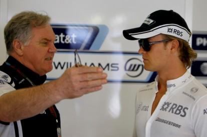 """Wie Nico Rosberg gesagt wurde, dass er """"komplett wertlos"""" ist"""