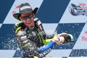 """Valentino Rossi: """"Ziel ist, in jedem Rennen um den Sieg zu kämpfen"""""""