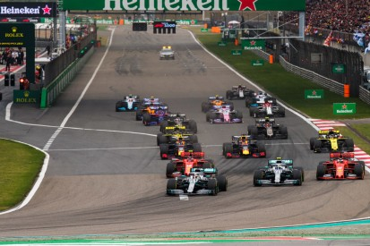 Lewis Hamilton: Muss an den Starts weiter arbeiten