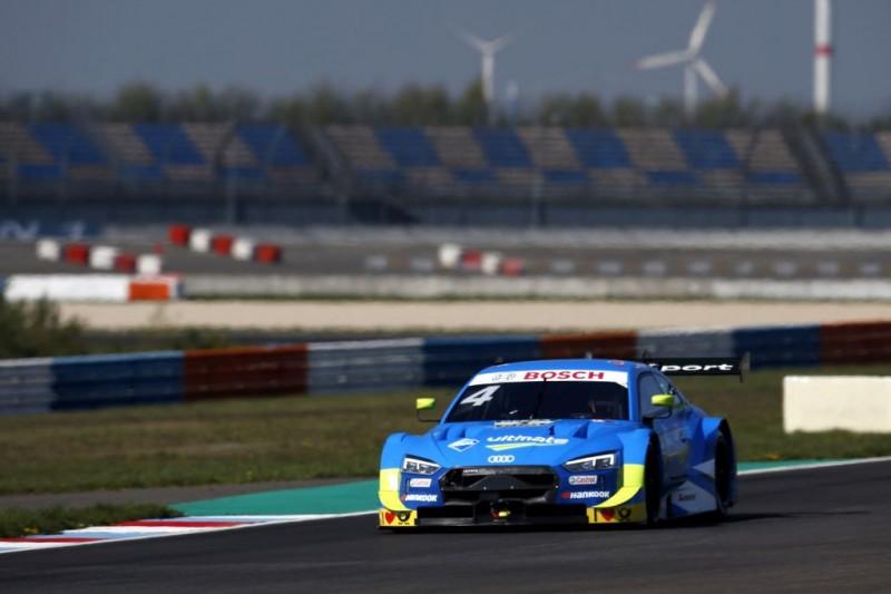 DTM-Test Lausitzring: Audi am Schlusstag geschlossen vorn, aber ...