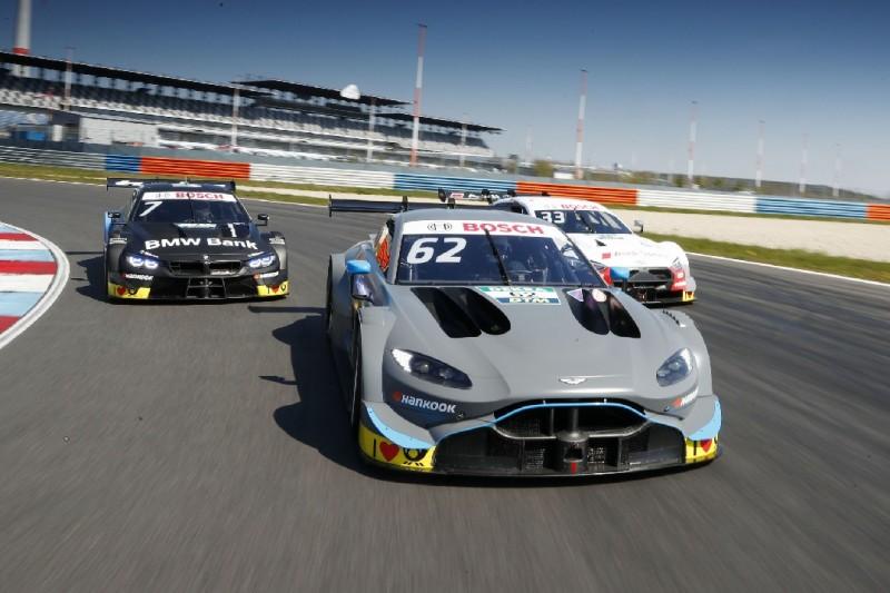 """Vom """"Underdog"""" zum Geheimfavorit: Wie Aston Martin die DTM-Rivalen schockte"""