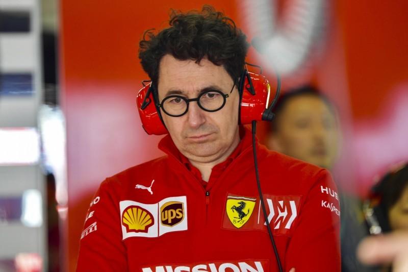 Ferrari-Teamchef Binotto unter Druck: Hat er zu viele Aufgaben?