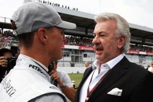 "Willi Weber: Ecclestone-Kritik an Schumacher ""völlig unsachlich"""