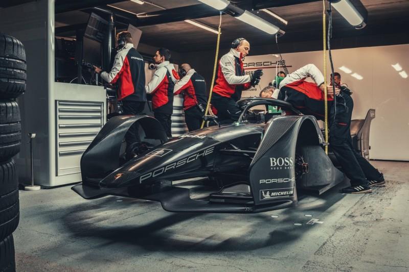 """Kleines Formel-E-Team im Vergleich zur WEC: """"Herausforderung"""" für Porsche"""
