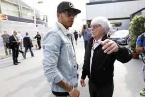 Bernie Ecclestone: Formel 1 auch für Lewis Hamilton zum Hobby geworden