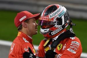 """Drittes Rennen, dritte Order: """"Ein bisschen frustrierend"""" für Leclerc"""