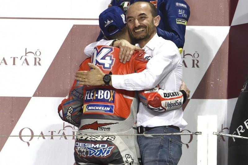 """Ducati-CEO Domenicali: """"Marquez ist Favorit, aber wir haben ein tolles Bike"""""""