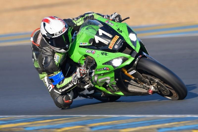 24 Stunden Le Mans: SRC-Kawasaki besiegt Honda in spannendem Finish