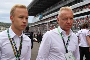 Williams-Übernahme: Russischer Geschäftsmann zeigt Interesse