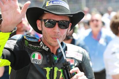 """Valentino Rossi gibt zu: """"Hatte im Vorjahr noch Schmerzen im Bein"""""""