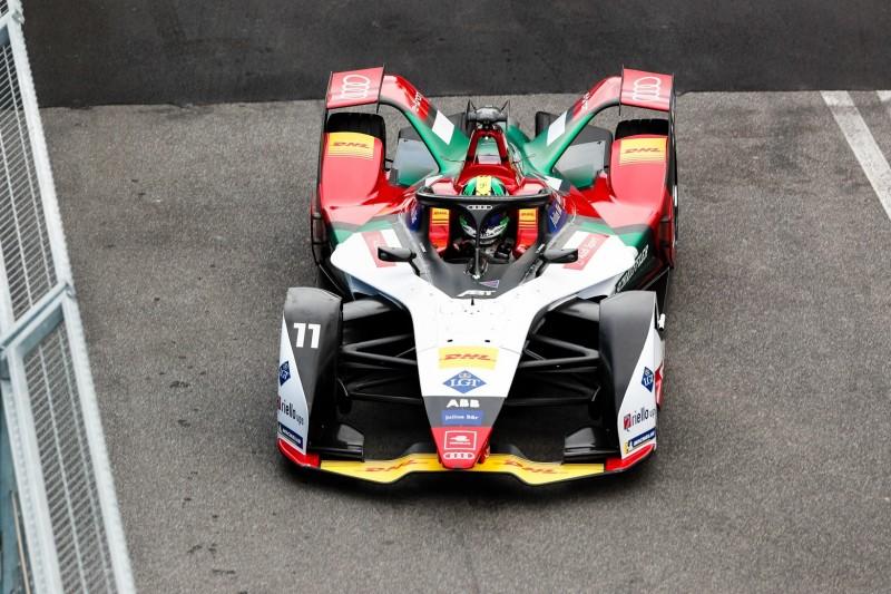 Audi-Teamchef McNish: Formel E verzeiht nicht den geringsten Fehler