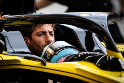Wie ein Torjäger in der Krise: Daniel Ricciardo bittet um Geduld